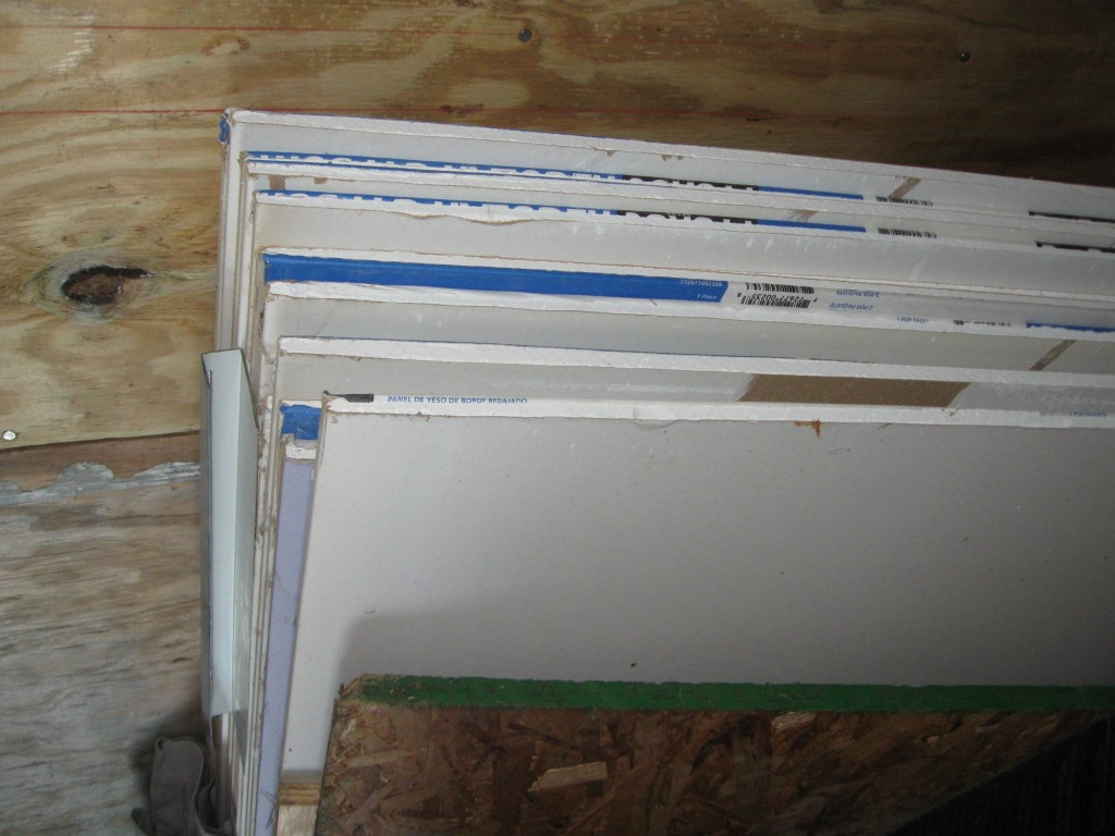 drywall for ceiling